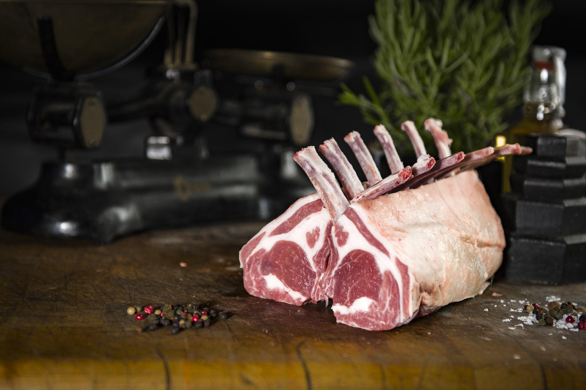 Best End Lamb The Farmers Butcher