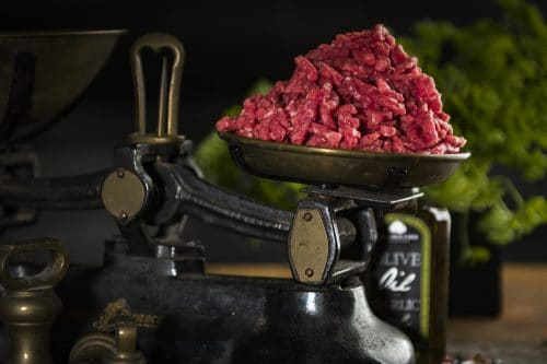 Beef Steak Mince The Farmers Butcher