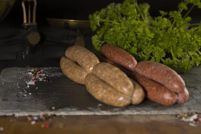 FB Sausage The Farmers Butcher ©GrahamGParker2020 20200601 0216