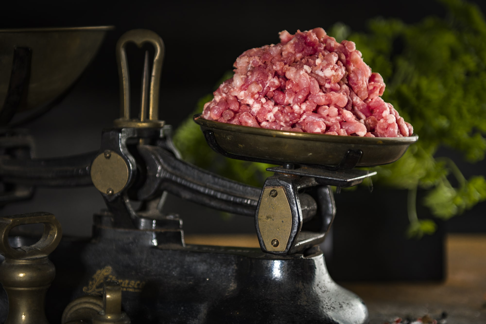 Minced Pork The Farmers Butcher