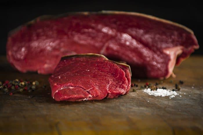 Rump Steak The Farmers Butcher ©GrahamGParker2020 20200601 0009 scaled
