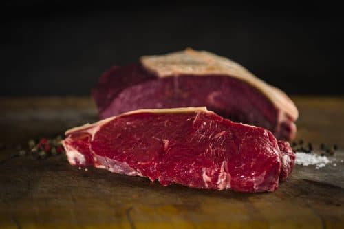 Sirlion Steak The Farmers Butcher ©GrahamGParker2020 20200601 0017 scaled