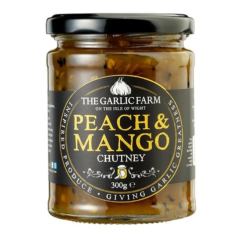 Garlic Farm Peach