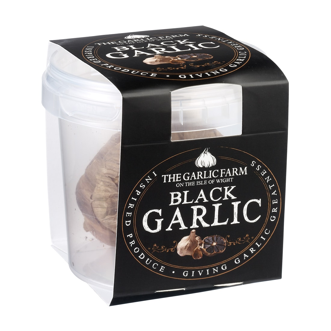 Garlic Farm black garlic