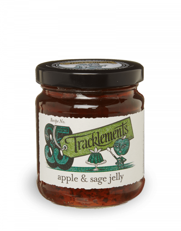 Tracklements apple Sage