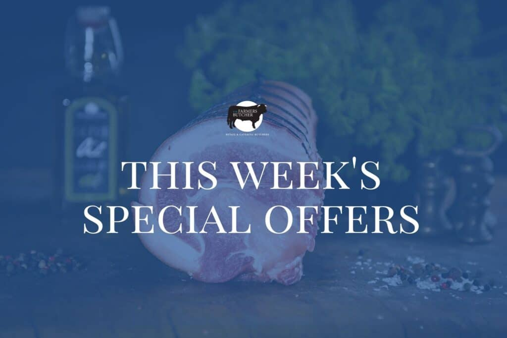 The Farmers Butcher Special Offers