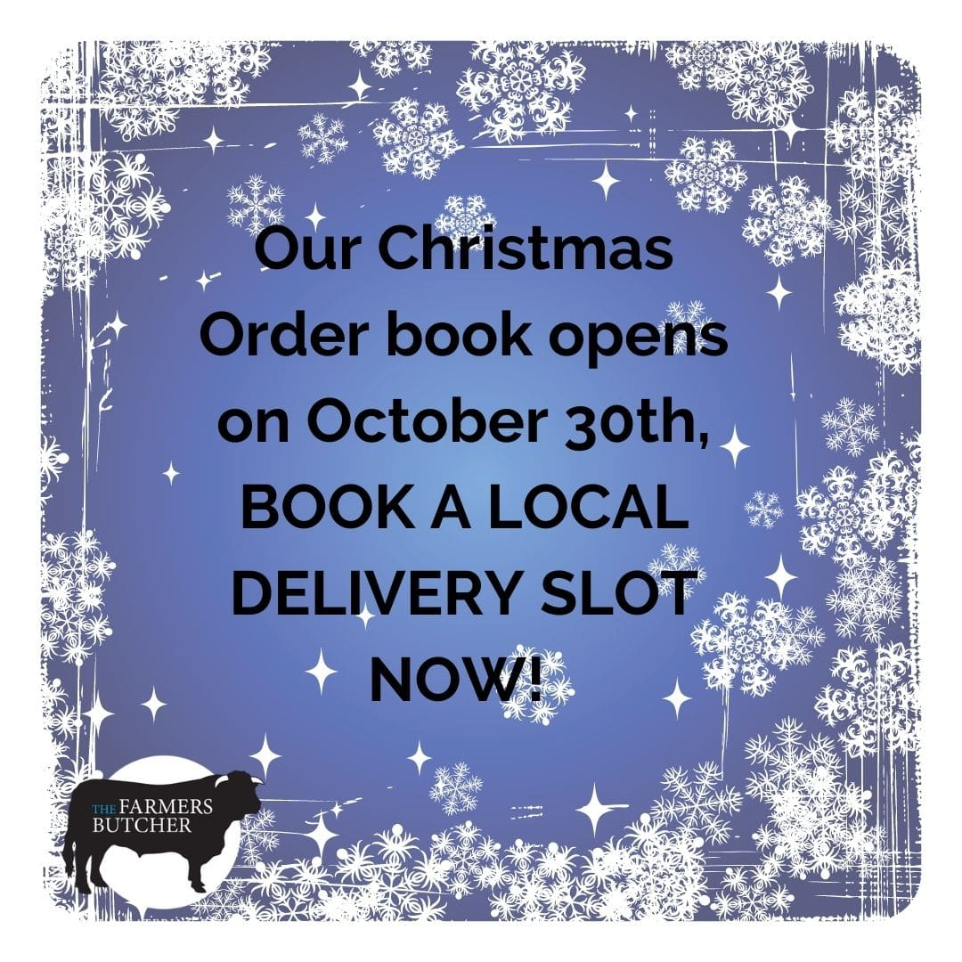 Our Christmas Order book SM Picture